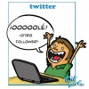 Humor grafico: Facebook y Twitter