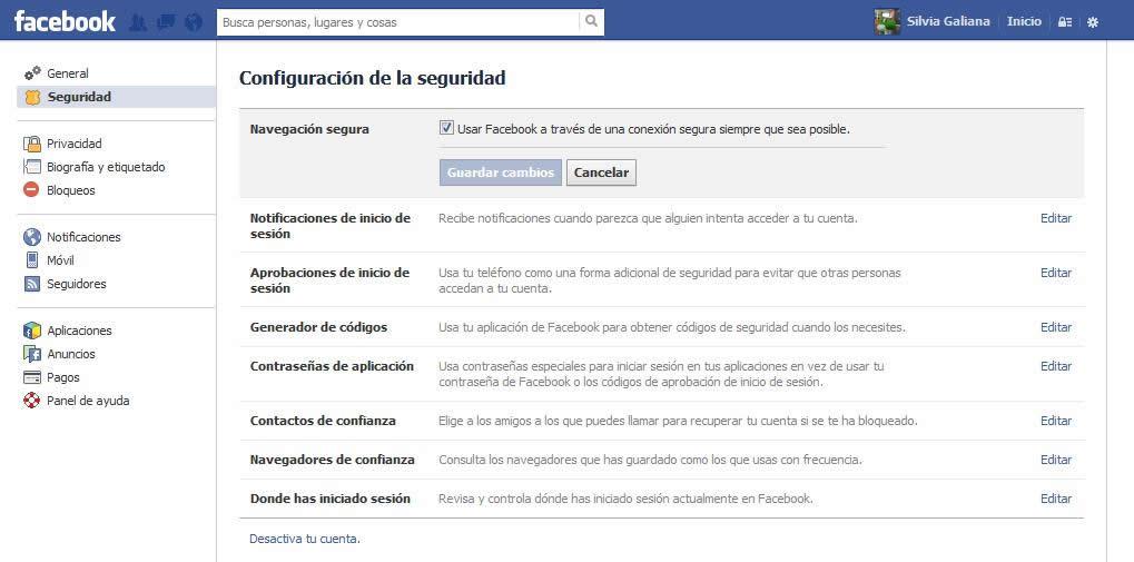 Solucion problema barra Facebook