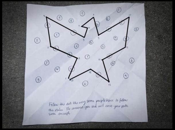Solución al acertijo del Origami #4